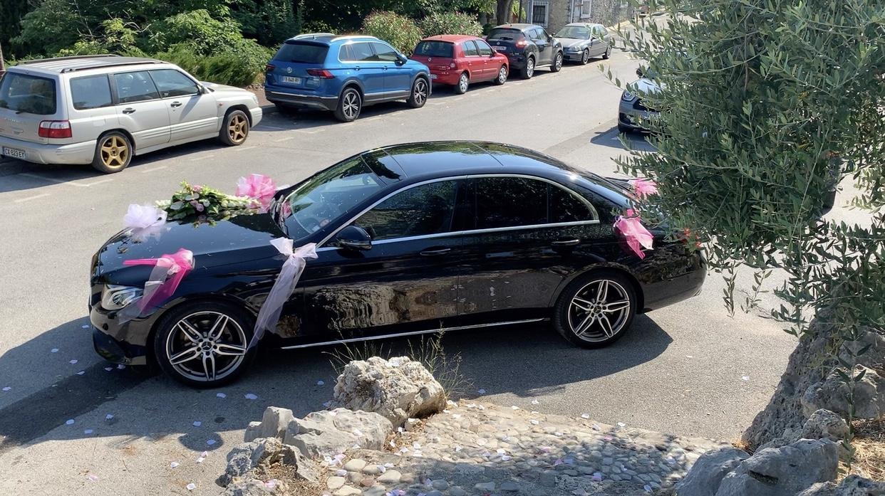 Berline Mercedes classe E