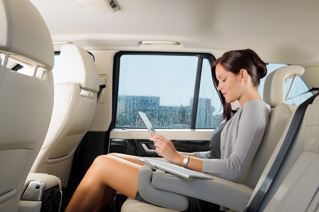 service chauffeur femme
